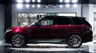Montalcion Red Range Rover Sport 3.0 SDV6 HSE Tuning Kahn Design 1 1 190x106 Range Rover Sport 3.0 SDV6 HSE in Estoril Blau by Kahn Design