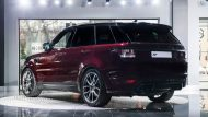 Montalcion Red Range Rover Sport 3.0 SDV6 HSE Tuning Kahn Design 2 190x107 Range Rover Sport 3.0 SDV6 HSE in Estoril Blau by Kahn Design