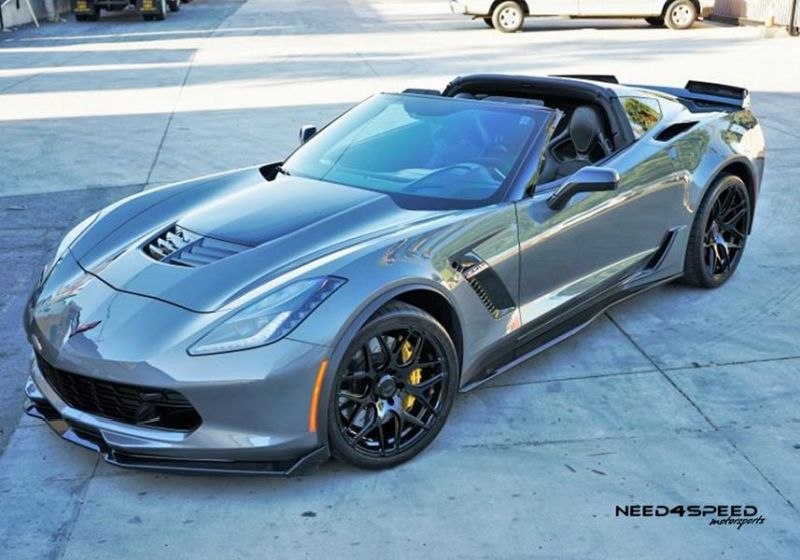 Need4Speed MS Chevrolet Corvette C7 Z06 MRR FS01 Alufelgen 3 Need4Speed MS   Corvette Z06 auf 20 Zoll MRR Felgen