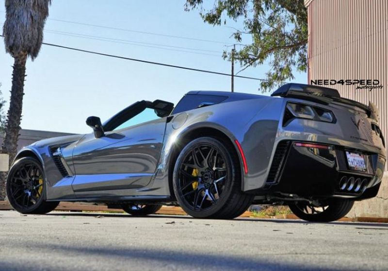 Need4Speed MS Chevrolet Corvette C7 Z06 MRR FS01 Alufelgen 7 Need4Speed MS   Corvette Z06 auf 20 Zoll MRR Felgen