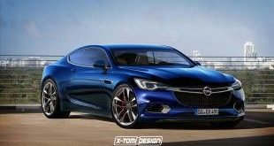 Opel Calibra2 1 e1453210408713 310x165 Rendering: 2016er Opel Calibra by X Tomi Design