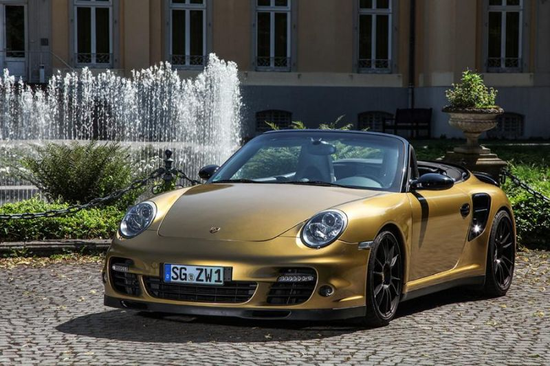 PORSCHE 997 TURBO 5 tuning by wimmer 1 Wimmer RST 911er mit 840PS   Porsche 997 Turbo Cabrio