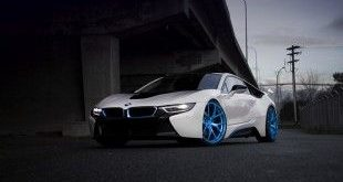 PUR Wheels BMW i8 PUR 4OUR 1 1024x682 1 e1452762209559 310x165 BMW i8 auf 22 Zoll PUR Wheels Alu's Typ 4OUR