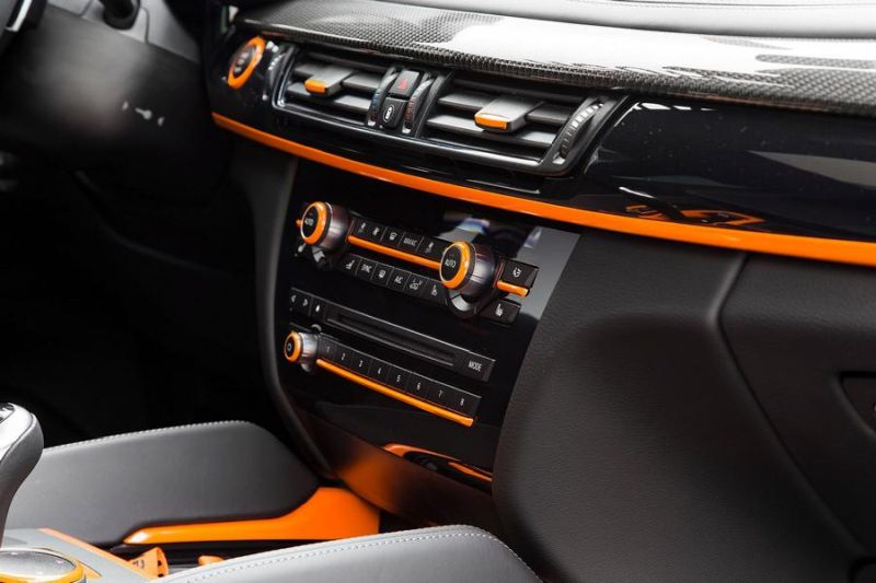 Pfaff Tuning BMW X6M F86 Orange 6