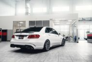 RENNtech Bodykit & Power for Mercedes E63 AMG W212 facelift