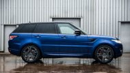 Range Rover Sport 3.0 SDV6 HSE Estoril Blau by Kahn Design Tuning 1 190x107 Range Rover Sport 3.0 SDV6 HSE in Estoril Blau by Kahn Design