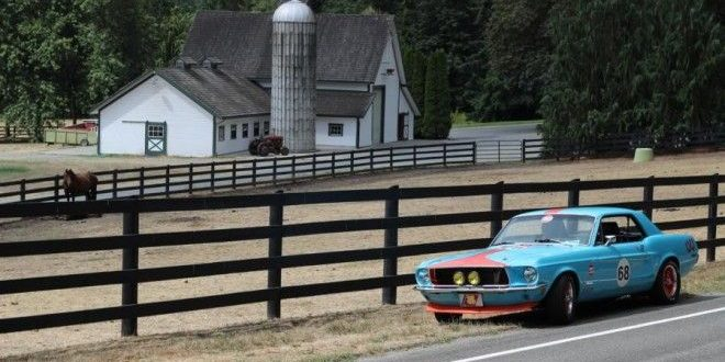 Restomod - Ford Mustang with Toyota Motor 2JZGTE