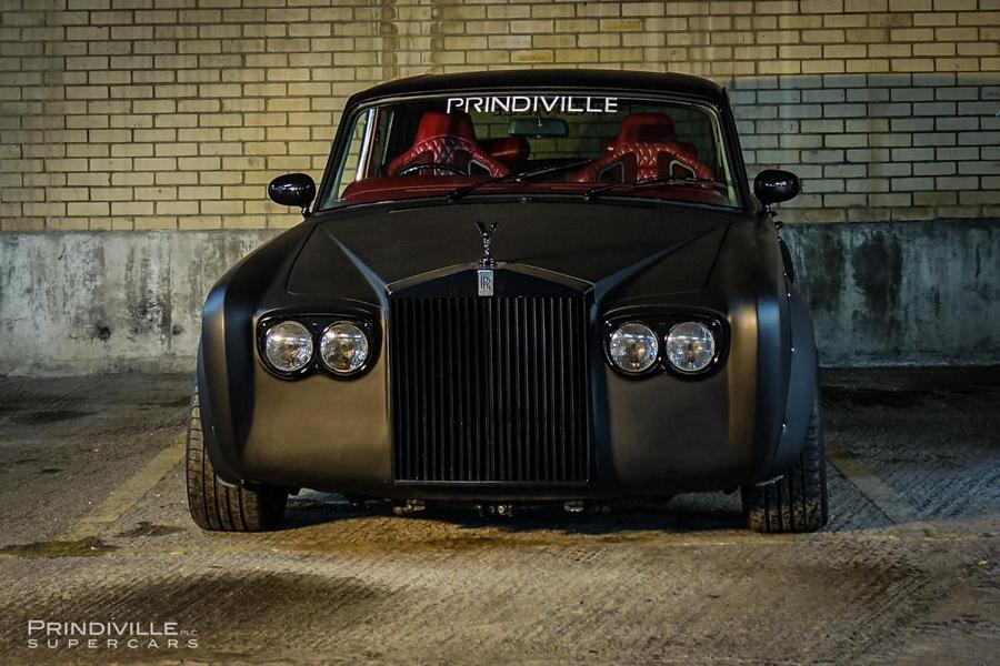 Rolls Royce Silver Shadow Drift Car tuning 14 Irre!   Rolls Royce Silver Shadow Drift Car