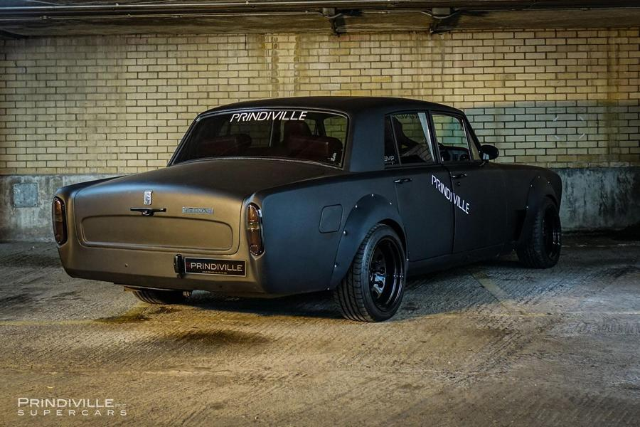 Rolls Royce Silver Shadow Drift Car tuning 17 Irre!   Rolls Royce Silver Shadow Drift Car