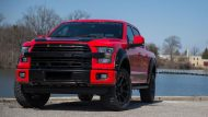 Roush Performance Ford F 150 Tuning Rot 3 190x107 Roush Performance Ford F 150 in Metallic Blau