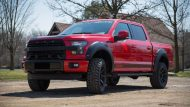 Roush Performance Ford F 150 Tuning Rot 4 190x107 Roush Performance Ford F 150 in Metallic Blau