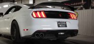 Shelby Ford Mustang GT350R Hennessey Performance Tuning HPE 575 3 190x89 Hennessey HPE 575   Ford Mustang Shelby GT350