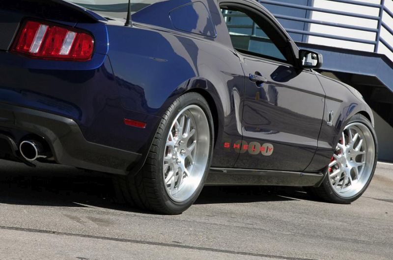 Shelby Ford Mustang Shelby 1000 2012 Tuning 1