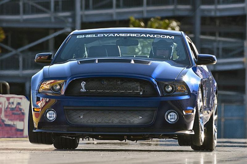 2012 Shelby GT 1000 coupe