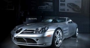 Strasse Wheels SLR 3 1 310x165 Fotostory: Brabus Mercedes Benz SLR Roadster in Royal Blue