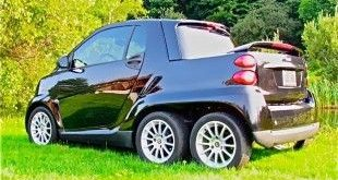 TNT Promotional Vehicles Smart ForTwo Pick UP 1 1 e1453785324782 310x165 zu verkaufen: TNT Promotional Vehicles Smart ForTwo Pick UP