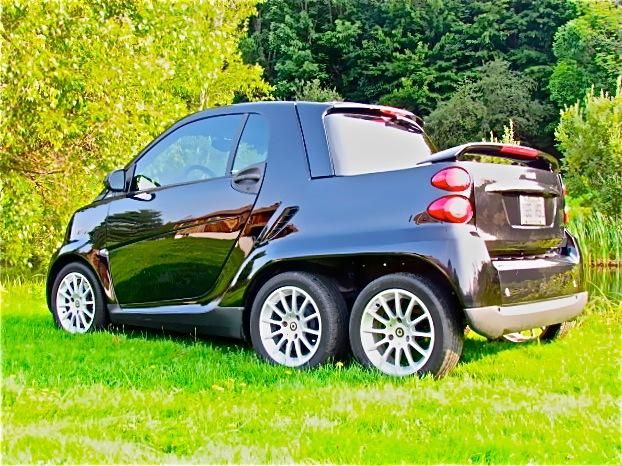 TNT Promotional Vehicles Smart ForTwo Pick UP 1 zu verkaufen: TNT Promotional Vehicles Smart ForTwo Pick UP