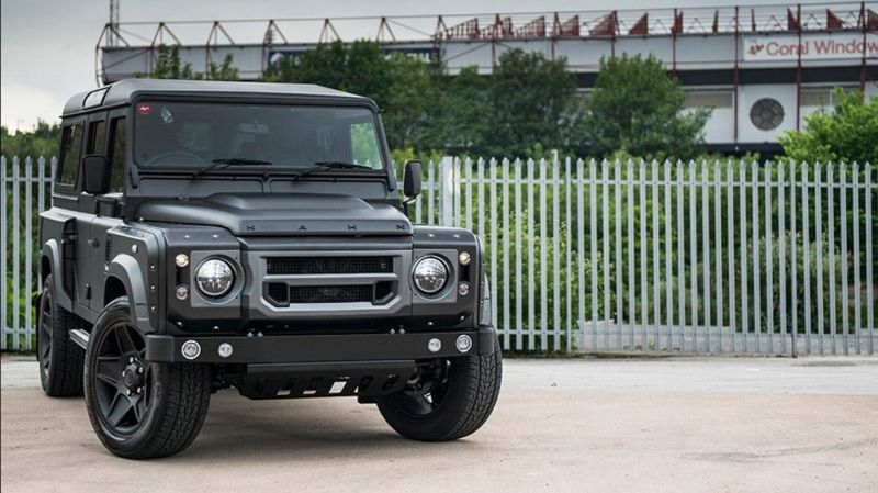 The End Edition Kahn Design's Land Rover Defender Tuning 1