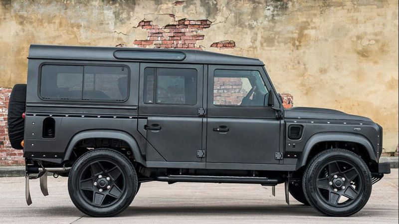 The End Edition Kahn Design%E2%80%99s Land Rover Defender Tuning 3 The End Edition   Kahn Design's letzter Defender ist der beste!