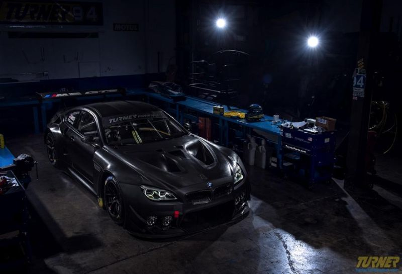 Turner BMW M6 GT3 3 Fotostory: Turner Motorsport BMW M6 GT3 F13 Coupe