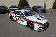Turner Motorsport BMW M6 GT3 aFe Power livery Folierung Tuning 4 190x127 Fotostory: Turner Motorsport BMW M6 GT3 F13 Coupe