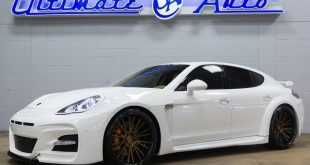 Ultimate Auto Porsche Panamera Turbo Black Bison Bodykit 1 310x165 800PS & Vorsteiner Bodykit am Lamborghini Huracan by VF