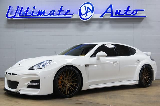 Ultimate Auto Porsche Panamera Turbo Black Bison Bodykit 1 zu verkaufen: Ultimate Auto   Porsche Panamera Turbo