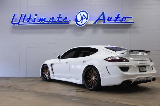 Ultimate Auto Porsche Panamera Turbo Black Bison Bodykit 3 zu verkaufen: Ultimate Auto   Porsche Panamera Turbo