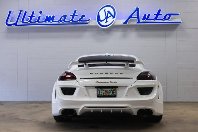 Ultimate Auto Porsche Panamera Turbo Black Bison Bodykit 4 zu verkaufen: Ultimate Auto   Porsche Panamera Turbo