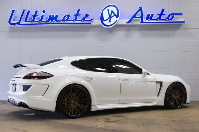 Ultimate Auto Porsche Panamera Turbo Black Bison Bodykit 5 zu verkaufen: Ultimate Auto   Porsche Panamera Turbo