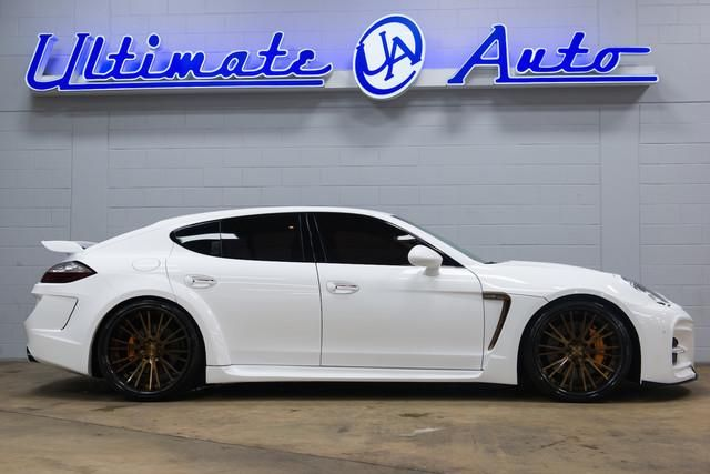Ultimate Auto Porsche Panamera Turbo Black Bison Bodykit 6 zu verkaufen: Ultimate Auto   Porsche Panamera Turbo