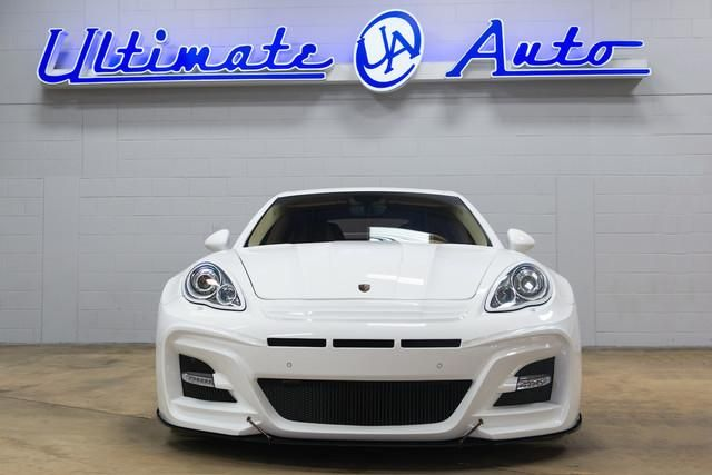 Ultimate Auto Porsche Panamera Turbo Black Bison Bodykit 7 zu verkaufen: Ultimate Auto   Porsche Panamera Turbo