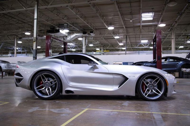VLF Force 1 dodge viper 3 Fotostory: VLF Force 1   die elegante Version der Viper