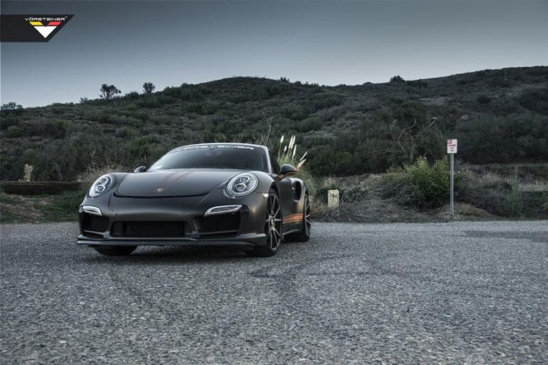 Vorsteiner V RT Porsche 991 Turbo tuning car 8 Vorsteiner V RT Edition   Porsche 991 Turbo S