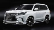 Wald Lexus LX Facelift 1 1 e1453209063159 190x104 Vorschau: Wald Internationale Lexus LX Facelift