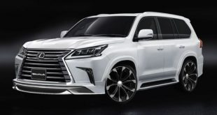 Wald Lexus LX Facelift 1 310x165 Perfekt   Wald Internationale Bodykit am LEXUS LS 500h