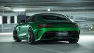 Wald Mercedes AMG GT Black Bison Bodykit Tuning 4 190x107 Fertig   Wald Internationale Mercedes AMG GT Black Bison