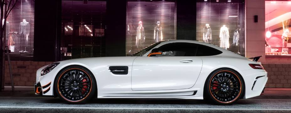 Wald Mercedes AMG GT Fertig   Wald Internationale Mercedes AMG GT Black Bison