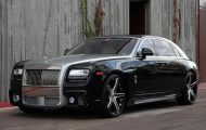 Wald Rolls Royce Ghost F 0 190x120 Rolls Royce Ghost Black Bison Edition auf Forgiatos