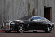 Wald Rolls Royce Ghost F 1 190x127 Rolls Royce Ghost Black Bison Edition auf Forgiatos