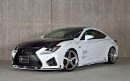 Widebody Kit Rowen International Lexus RC F 1 190x119 Widebody Kit von Rowen International am Lexus RC F