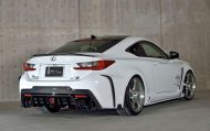 Widebody Kit Rowen International Lexus RC F 2 190x119 Widebody Kit von Rowen International am Lexus RC F