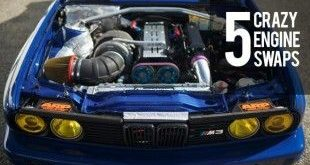 get blown away by these five crazy engine swaps 1 e1452495350985 310x165 Video: Die 5 verrücktesten Motorumbauten