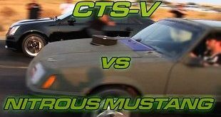 insane muscle shootout between the cadillac cts v 038 the 1 310x165 Video: Cadillac CTS V gegen Nitrous Ford Mustang!
