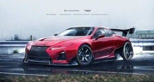 lexus lc 500 racecar rendered might just happen 103589 1 1 e1452660224291 310x165 Rendering: Lexus LC 500 Rennwagen by Yasid Design