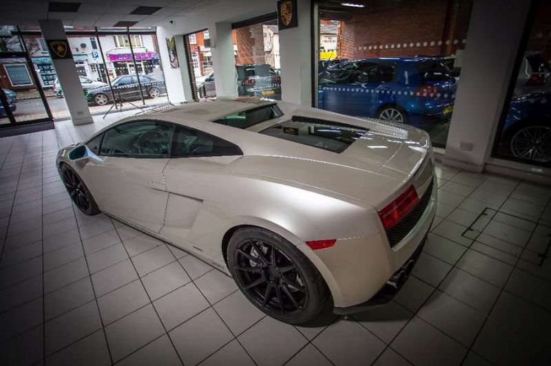 media tuning ur gallardo 7 2.200PS Lamborghini Gallardo von Underground Racing