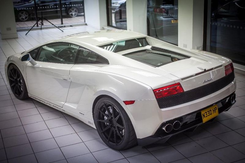 media tuning ur gallardo 9 2.200PS Lamborghini Gallardo von Underground Racing