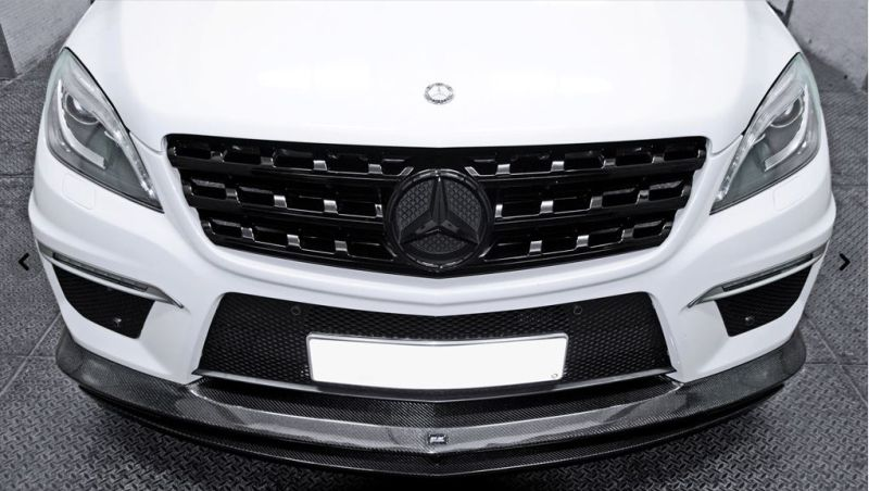 revozport ml 63 amg tuning 2 RevoZport Mercedes ML63 AMG als Resonance ML