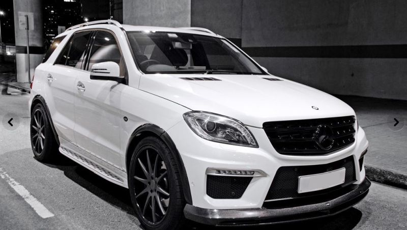 "revozport mercedes amg ml63 as ""resonance ml"" - tuningblog.eu"