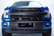 roush f 150 2016 supercharged 11 190x127 Roush Performance Ford F 150 in Metallic Blau